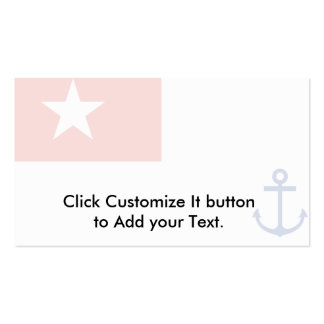 Naval Ensign Of Myanmar, Myanmar Double-Sided Standard Business Cards (Pack Of 100)