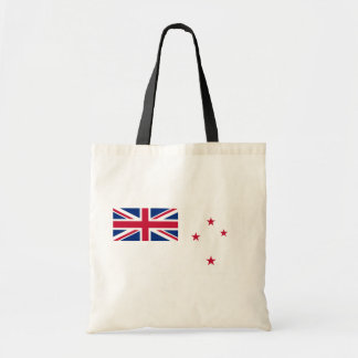 Naval Ensign Of New Zealand, New Zealand Tote Bag