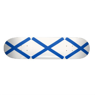 Naval Ensign Of Russia, Russia flag Skateboard