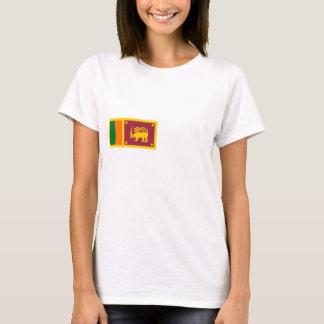 Naval Ensign Of Sri Lanka, Sri Lanka flag T-Shirt