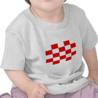 Naval Ensign Of The Independent State Of Croatia, Tshirt