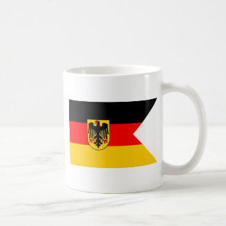 Naval German Ensign Coffee Mug