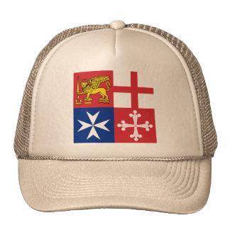 Naval Jack Italy, Italy Trucker Hat