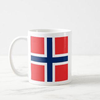 Naval Jack Norway, Norway Mugs