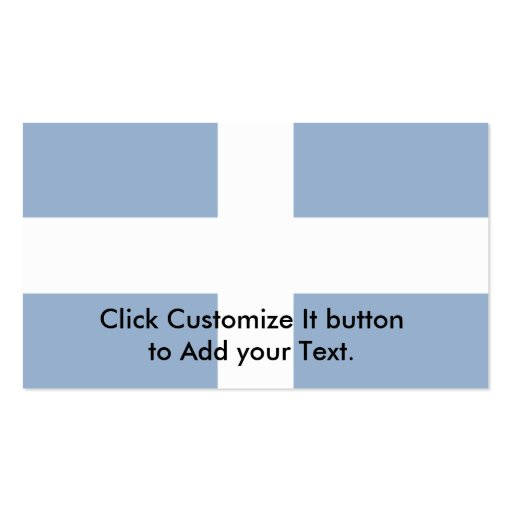 Naval Jack Of Greece, Greece flag Business Card Templates