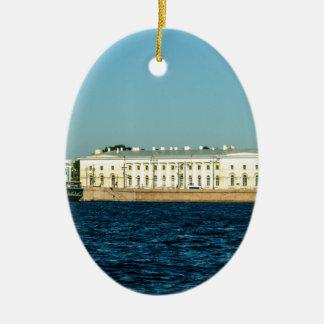 naval museum ceramic ornament