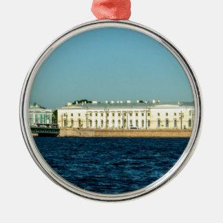 naval museum metal ornament