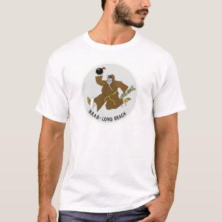 NAVAL RESERVE AIR BASE NRAB DAUGHERTY FIELD LONG B T-Shirt