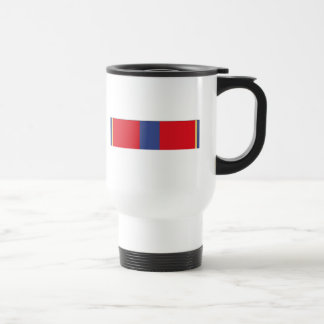 Naval Reserve Meritorious Service Ribbon Travel Mug