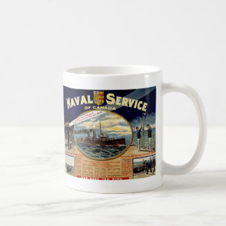 Naval Service of Canada Coffee Mug