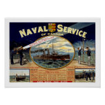 Naval Service of Canada Poster