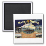 Naval Service of Canada Refrigerator Magnets
