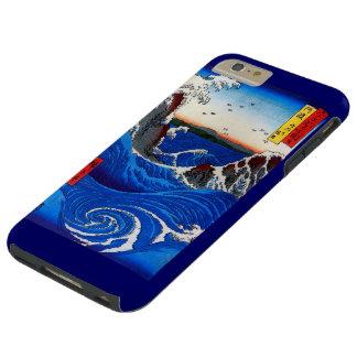 Navaro Rapids, Hiroshige Japanese Fine Art Tough iPhone 6 Plus Case
