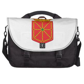 Navarra (Spain) Coat of Arms Laptop Commuter Bag