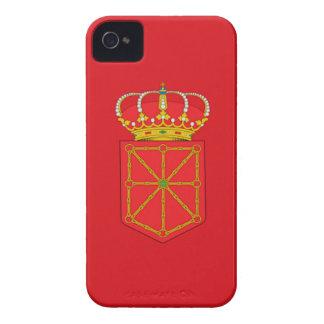 Navarra (Spain) Flag iPhone 4 Covers