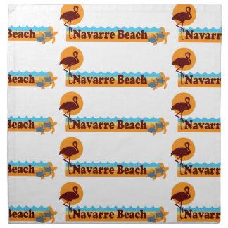 Navarre Beach. Cloth Napkin