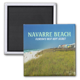 NAVARRE BEACH FLORIDA MAGNET