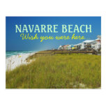 Navarre Beach Florida - Wish you were here Postcards