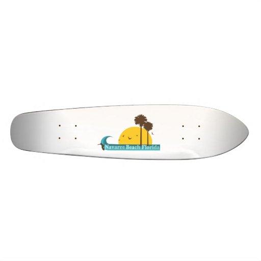 Navarre Beach. Skate Board Decks