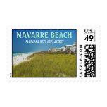 Navarre Beach US Mail Postal Stamps