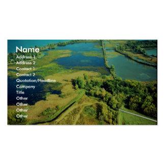 Navarre Marsh Business Cards
