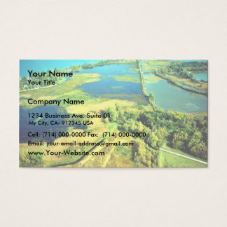 Navarre Marsh Business Card