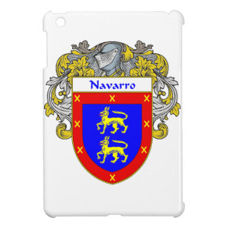 Navarro Coat of Arms/Family Crest Case For The iPad Mini