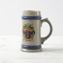 Navarro Family Crest Mug