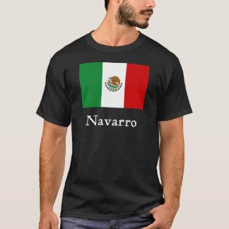 Navarro Mexican Flag T-Shirt