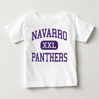 Navarro - Panthers - High School - Geronimo Texas T-shirts