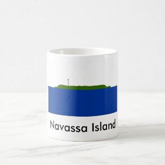 Navassa Island Flag Mug