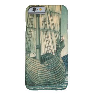 Nave alta de las tapicerías del santo grial funda barely there iPhone 6