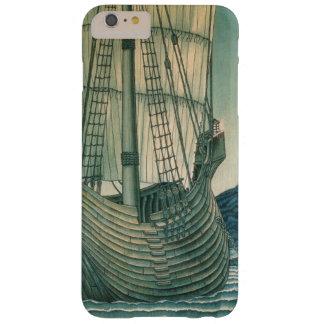 Nave alta de las tapicerías del santo grial funda barely there iPhone 6 plus