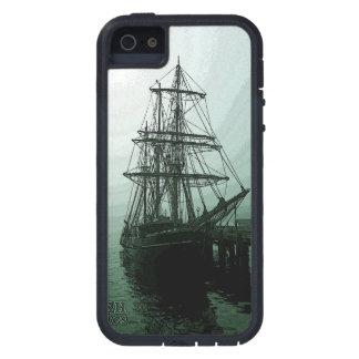 Nave alta en caso del iphone de la niebla S5 iPhone 5 Coberturas