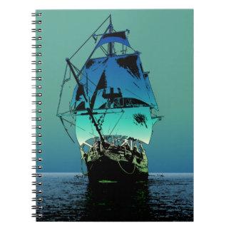 Nave clásica notebook