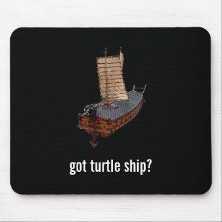 ¿Nave conseguida de la tortuga? Mousepad