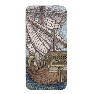 Nave de Columbus'Time Bolsillo Para iPhone