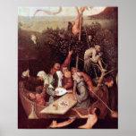 Nave de Hieronymus Bosch- de tontos Impresiones