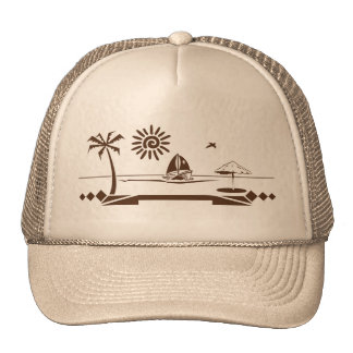 Nave de hundimiento gorras