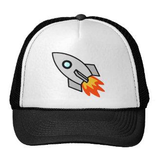 Nave de Rocket del dibujo animado Gorra