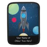 Nave de Rocket del espacio exterior Manga De iPad