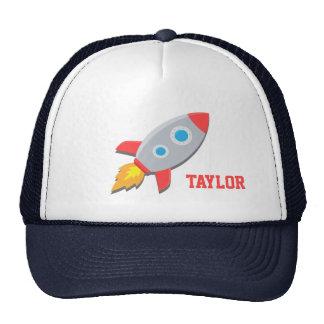 Nave de Rocket, espacio exterior, para los Gorras