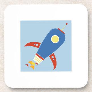 Nave de Rocket Posavasos