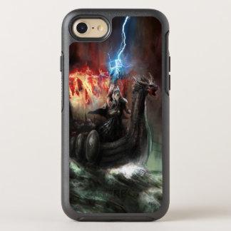 Nave de Viking del dragón Funda OtterBox Symmetry Para iPhone 7