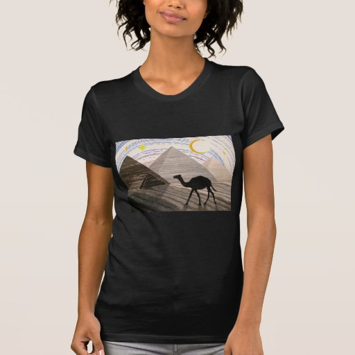Nave del desierto camiseta