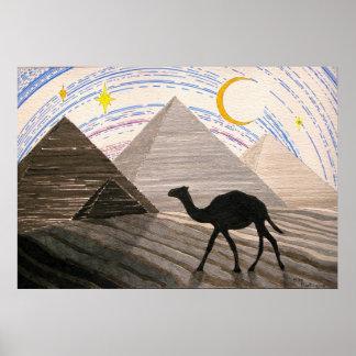 Nave del desierto póster