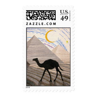Nave del desierto sello