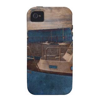 Nave del fantasma iPhone 4/4S carcasas