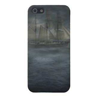 Nave del fantasma iPhone 5 cobertura