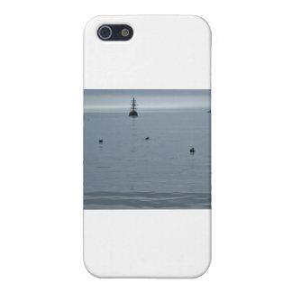 Nave del fantasma iPhone 5 carcasa